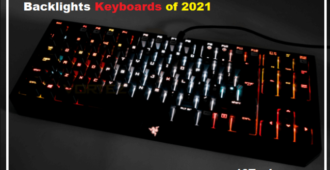 Keyboard that Lights Up When you Type