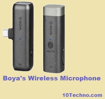 Best Budget Boya Microphone for Smartphone