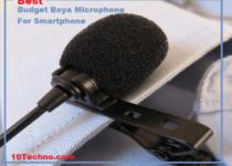 Boya Microphone for Smartphone